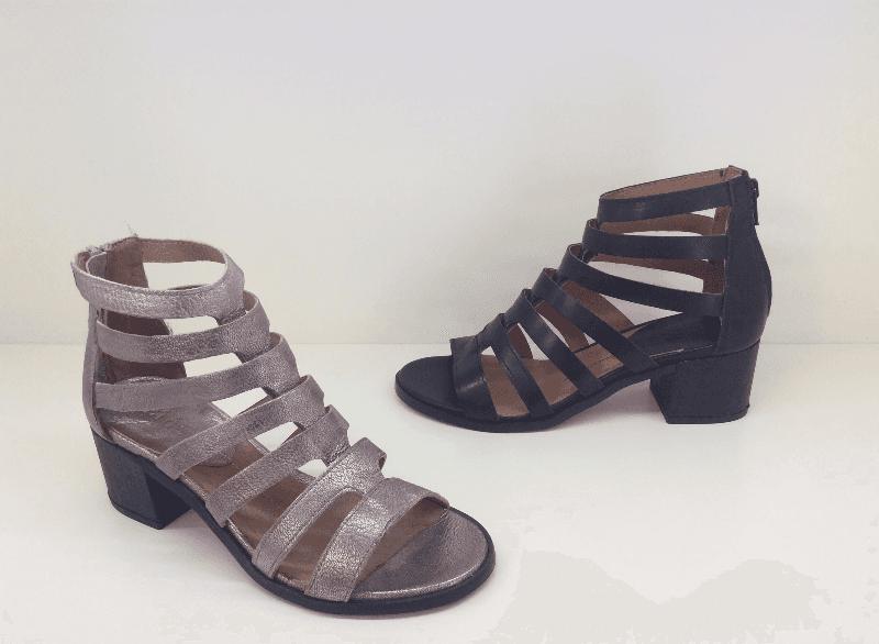 scarpe da donna semiaperte