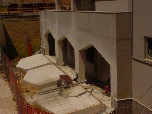 taglio cemento