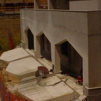 rivestimenti in resina, perforazioni, sistemi di demolizione