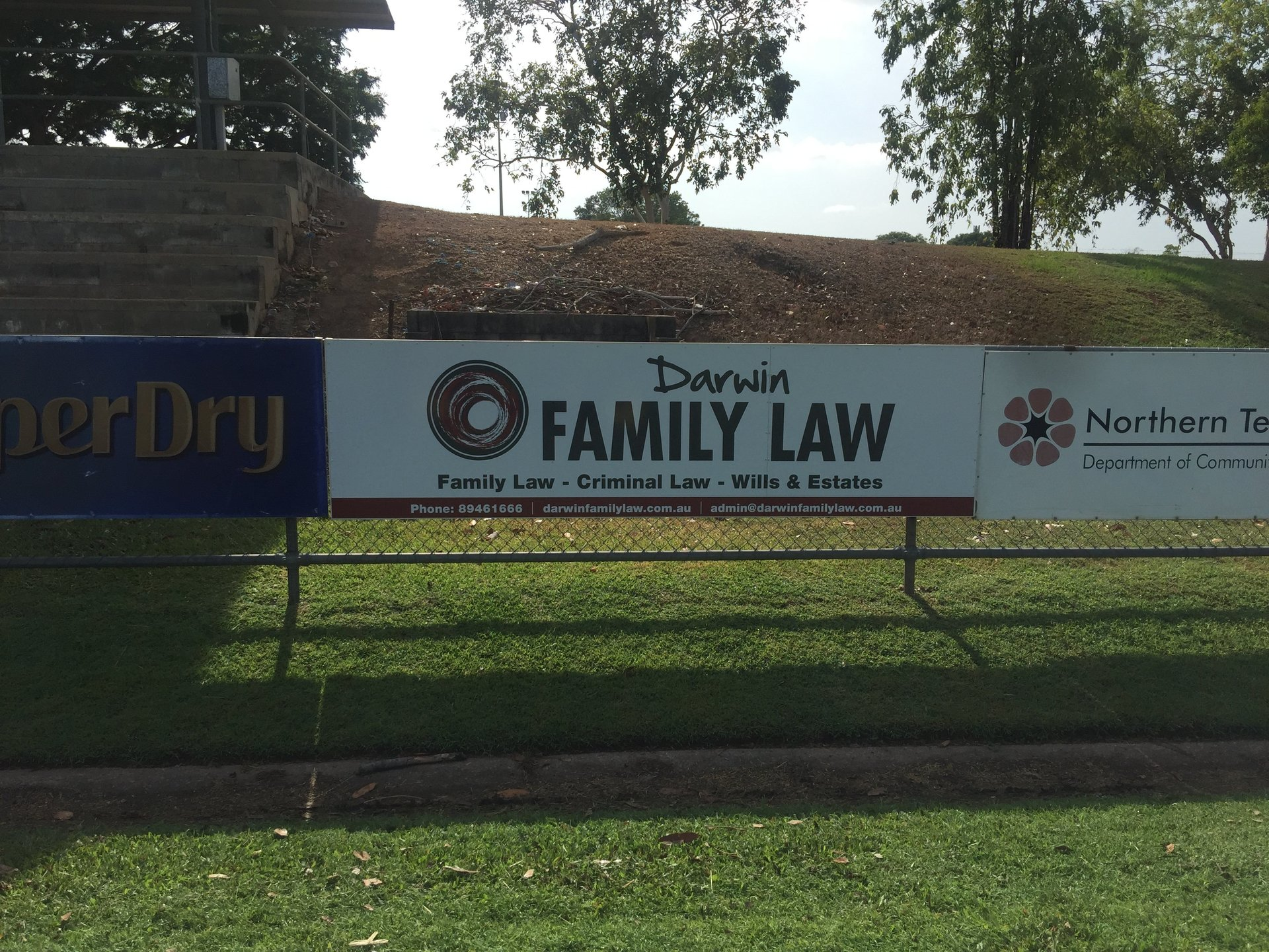 darwin family law banner