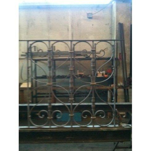 cancelli ferro, manufatti ferro, grate sicurezza