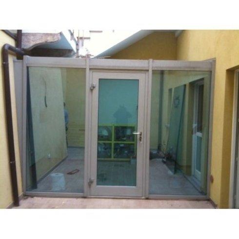 Finestre legno lodi samm metalli serramenti e infissi for Grate in legno per balconi