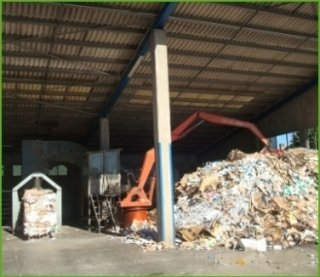 rifiuto, riciclo, riciclare