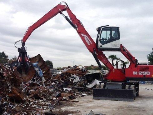 Riciclaggio e smaltimento rifiuti