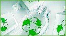bottiglie, rifiuti di plastica, recupero plastica