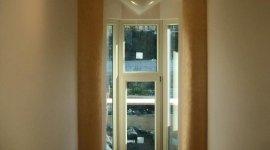 finestre di alluminio, finestre di legno-alluminio, finestre di pvc