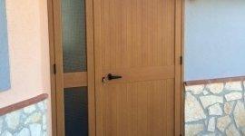 porte in massello, porte per interno, porte per esterno