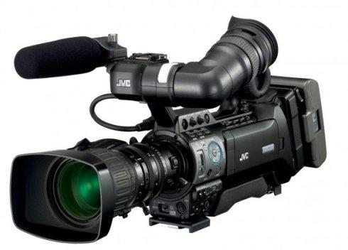 Telecamera JVC