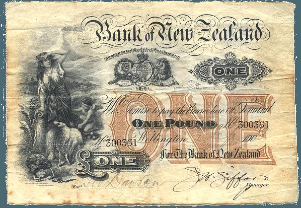 bank of new zeland