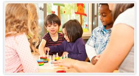 Pre school childcare - Buckley - Benison Day Nursery - Excellent childcare for everyone