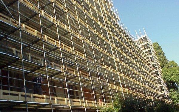 ponteggi restauro Bologna