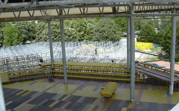 Muvi Modena palco