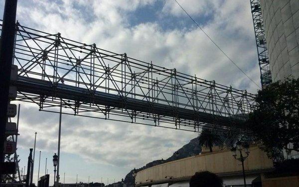 ponte ponteggio