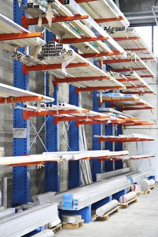 azienda di anodizzazione dei metalli in barra e lamiera