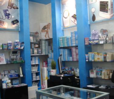 prodotti farmaceutici, fanghi