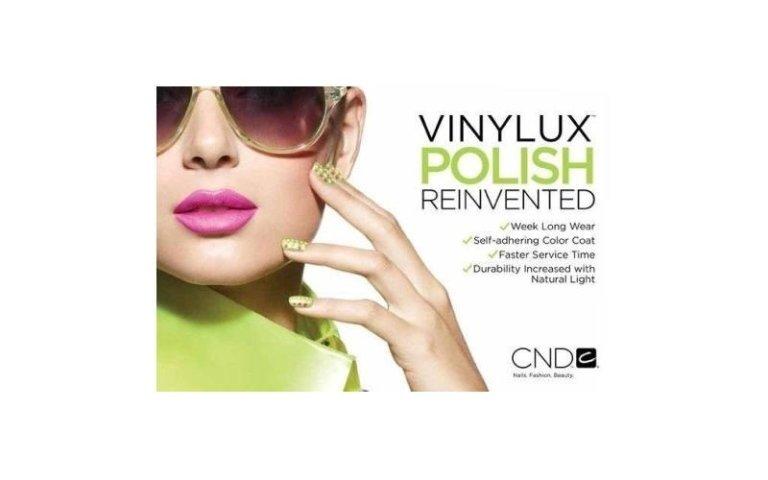 trattamento unghie Vinylux