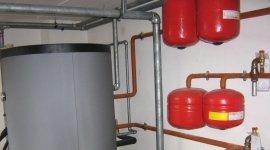 installazione di caldaie a biomassa, manutenzione