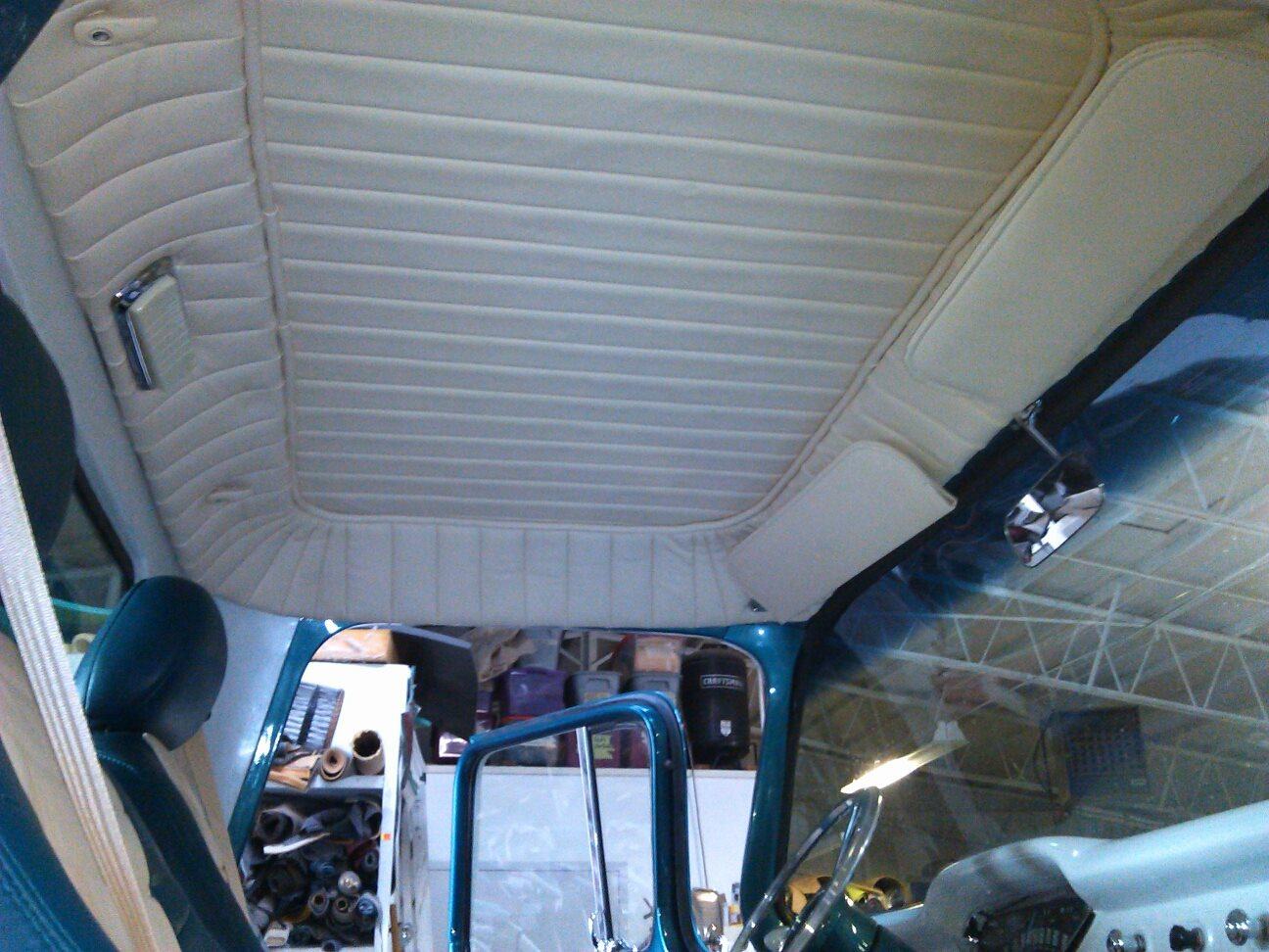 Headliner Repair Replacement Custom Classic Car Headliners