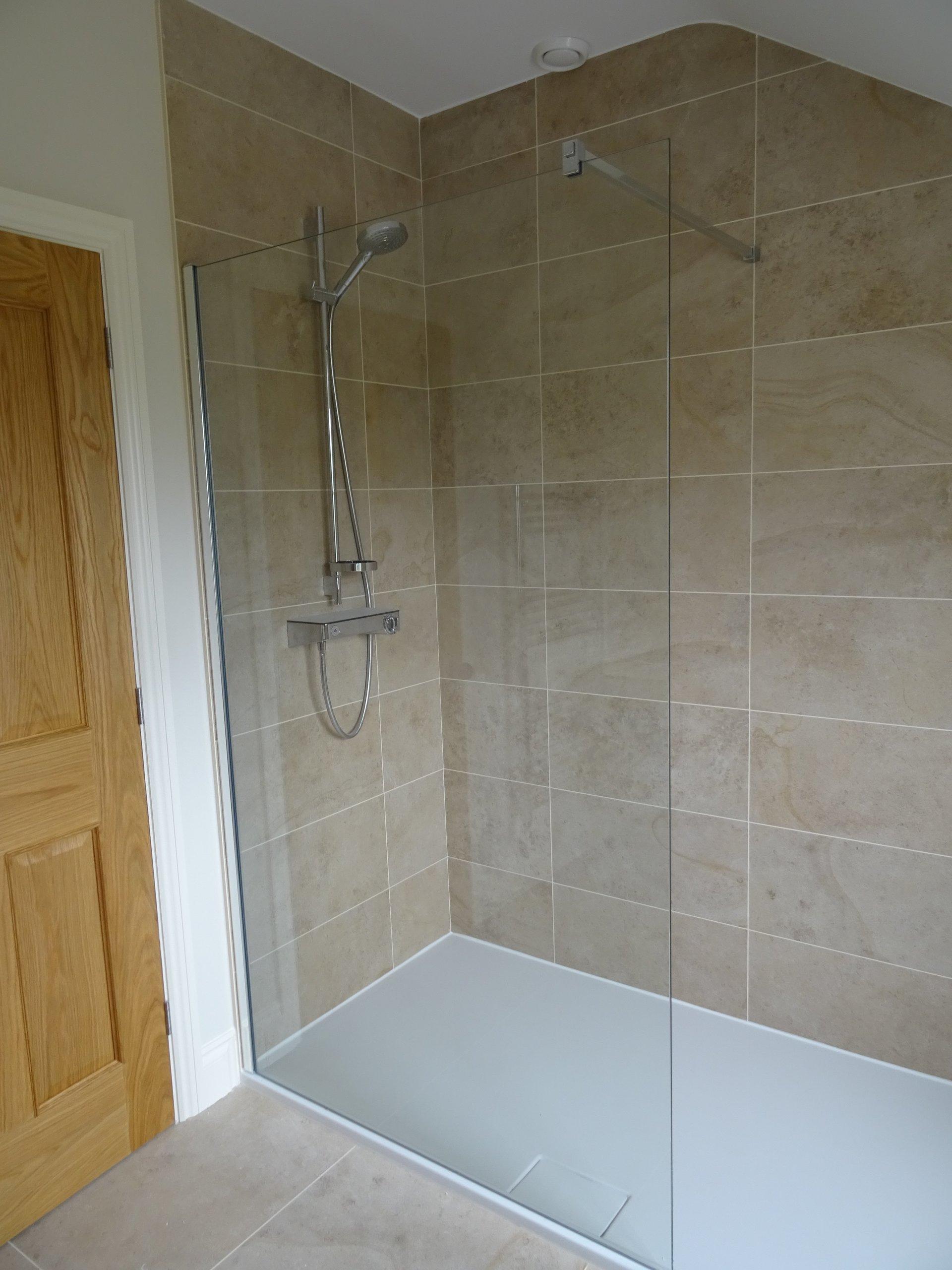 bathroom wet area