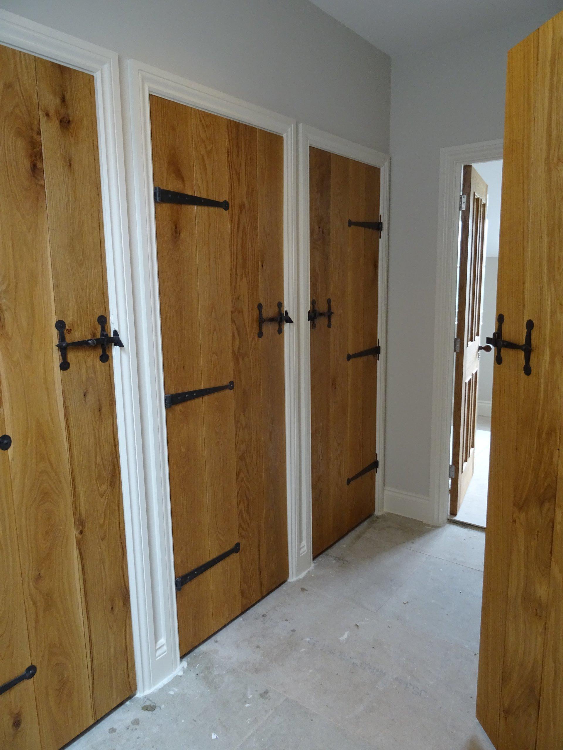 vintage style doors