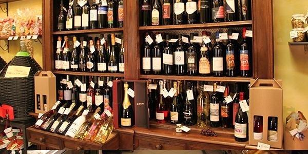 vini etichettati