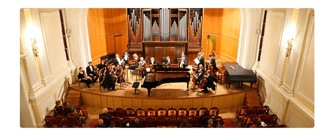 fotografia aerea di un concerto