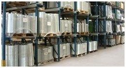 vendita contenitori in metallo