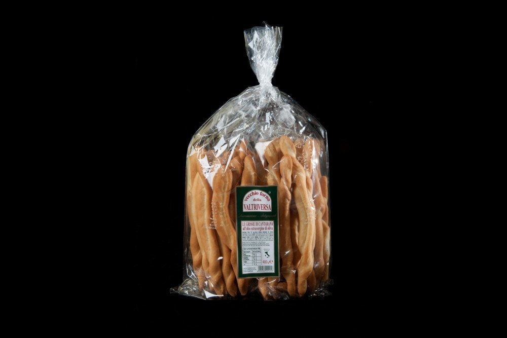 pacchetto di grissini del vecchio forno VALTRIVERSA