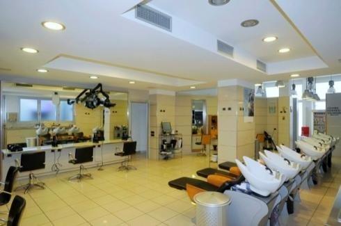 Sedute per shampoo e trattamento colore