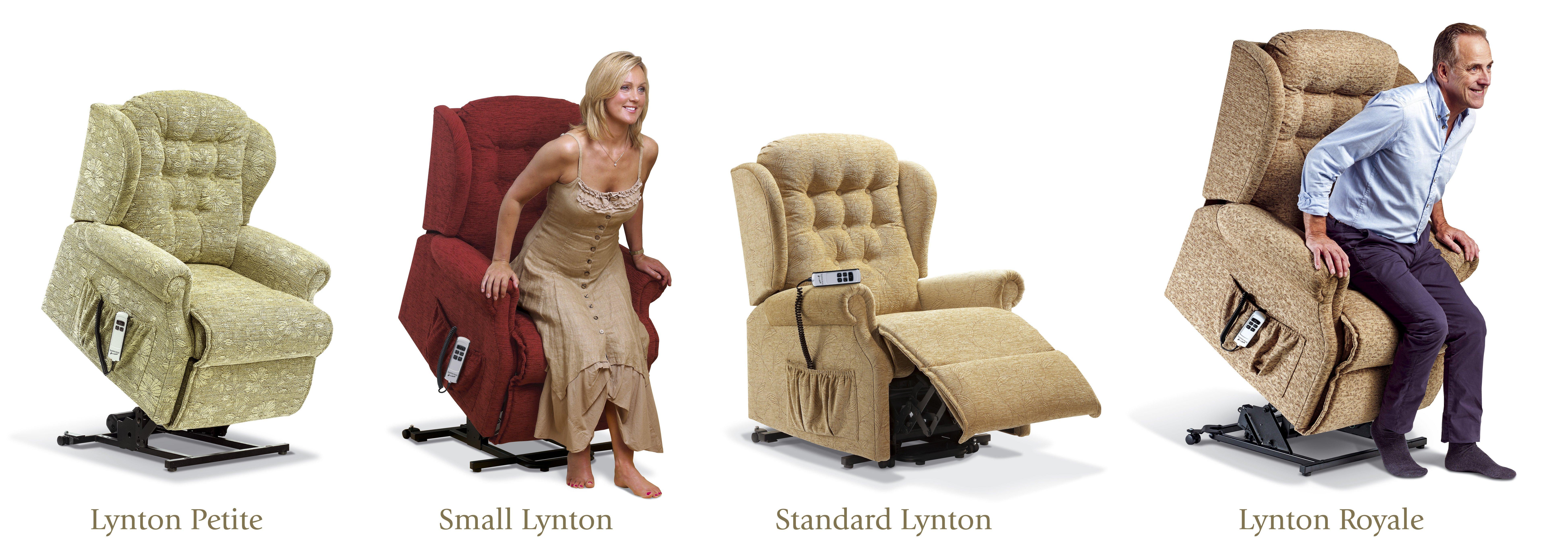 Lynton Riser Recliner Chair