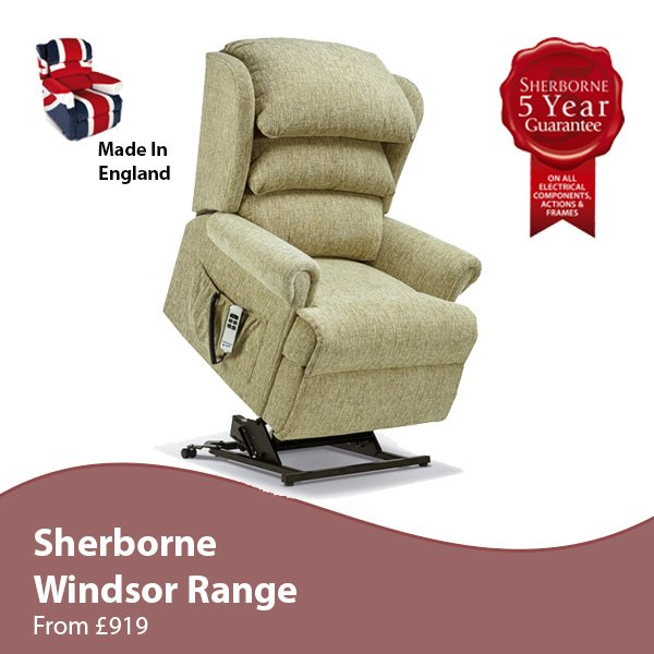 Sherborne Windsor Riser Recliner Chair