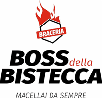 BOSS DELLA BISTECCA - LOGO