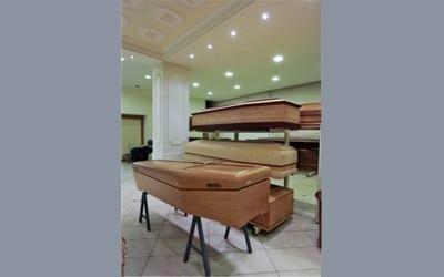 magazzino funebre