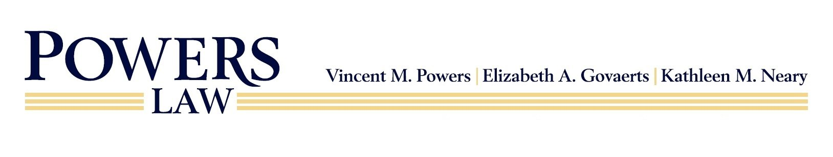 Powers Law logo