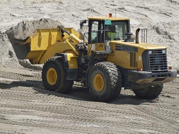 Lavori di scavo Vicenza