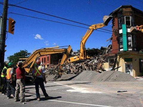Demolizioni controllate Vicenza