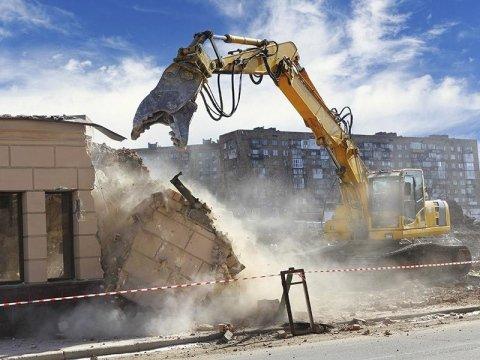 Demolizione di edifici Vicenza