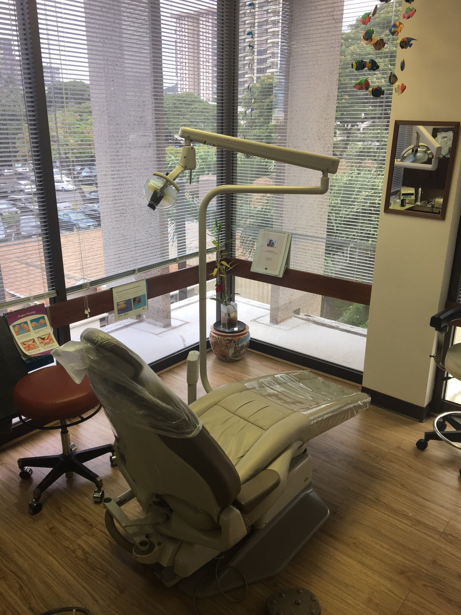 Dentist equipment used in our office in Honolulu, HI