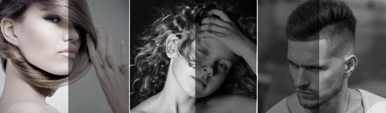 Taglio capelli  donna bambini e uomo