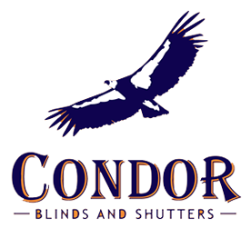 Condor Blinds and Shutters logo
