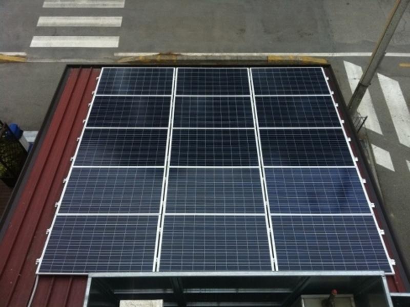 impianto energia rinnovabile