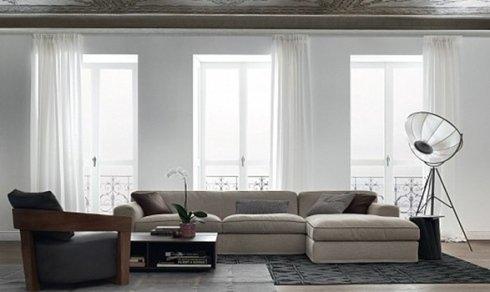 divano con poltrona