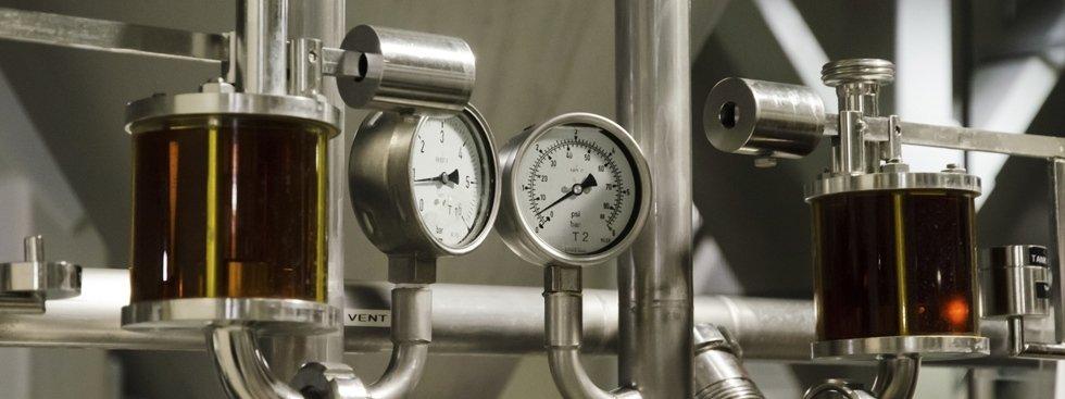 Macchine per la produzione di birra