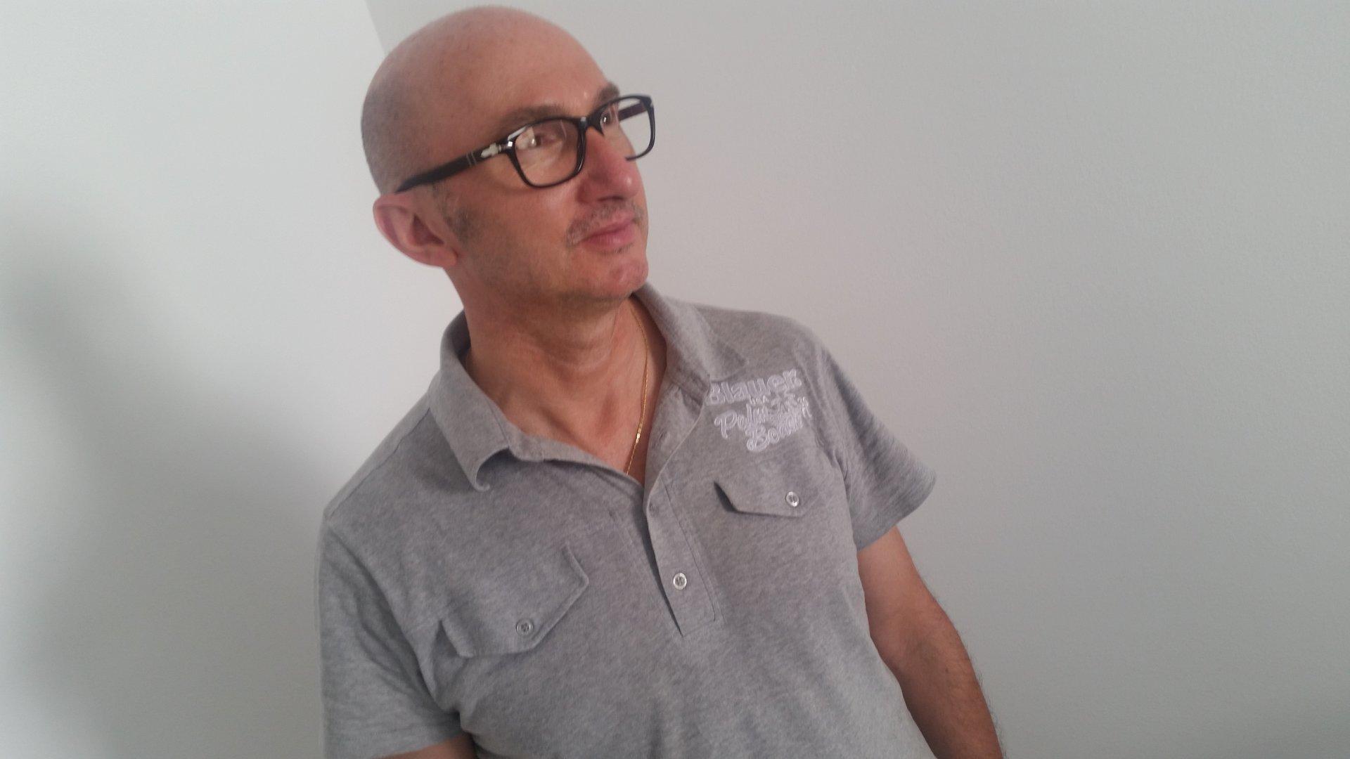 Primo piano di Alberto Orlandini