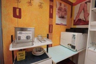 sterilizzazione strumenti per manicure e pedicure