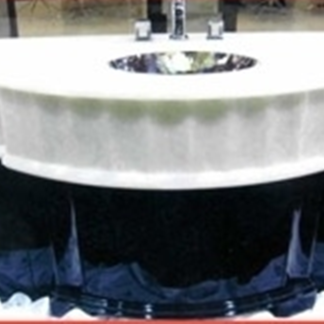 Lavabo in marmo