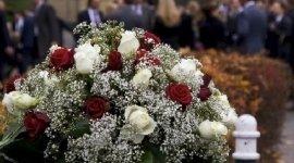 fiori per cerimonie, funerali, pratiche cimiteriali