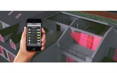 gestione allarme smartphone