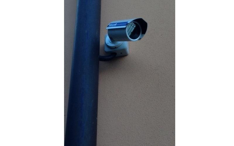 telecamera esterna