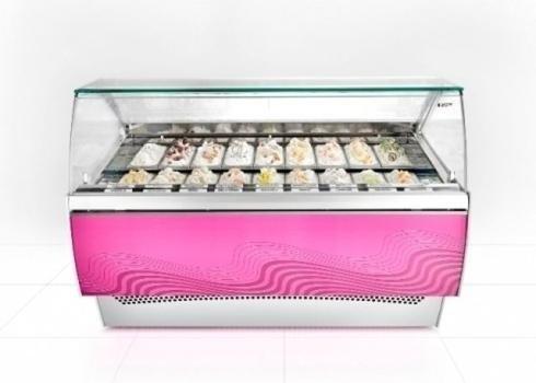 vetrina gelati cuneo